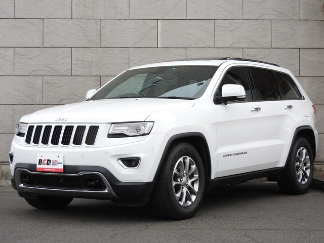 2015y JEEP GRAND CHEROKEE LIMITED 8AT