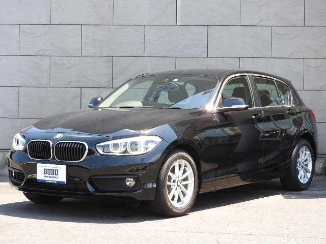 2019y BMW 118i
