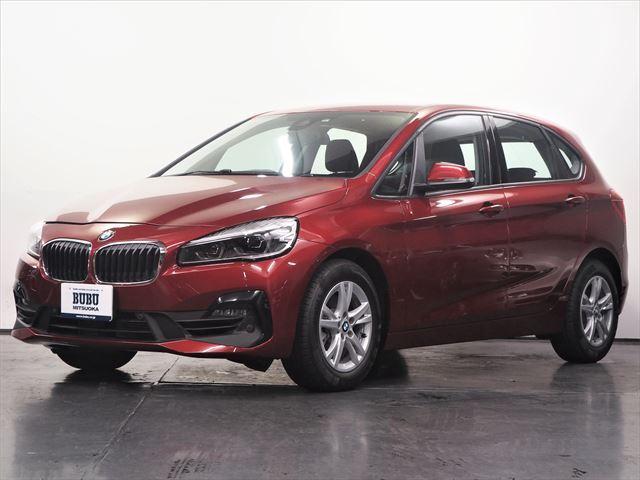 2019y BMW 218i Active Tourer