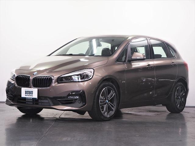 2019y BMW 218i Active Tourer SPORT
