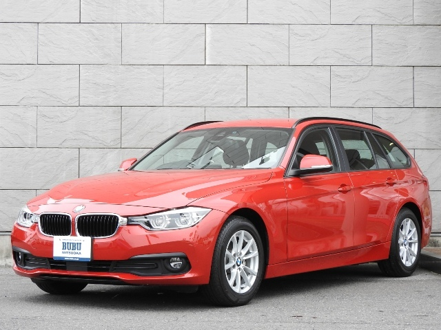 2016y BMW 320d TOURING
