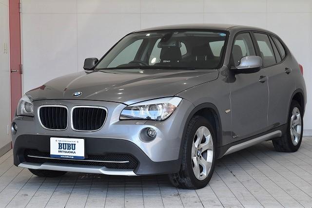 2014y BMW X1 sDrive 18i XLINE