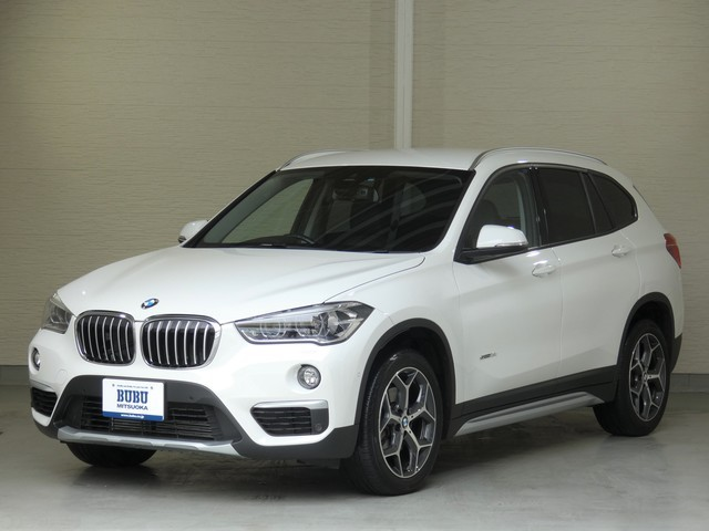 2016y BMW X1 S DRIVE 18i XLINE