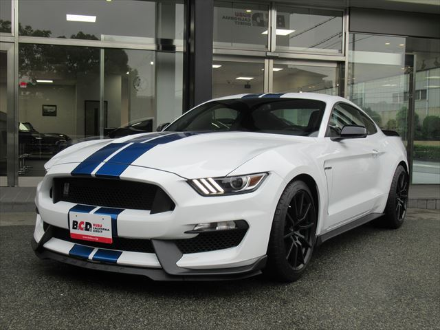 2018y FORD MUSTANG SHELBY GT350 6MT