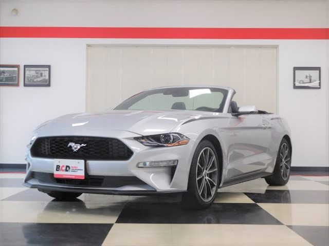 2018y FORD MUSTANG CONVERTIBLE EcoBoost PREMIUM