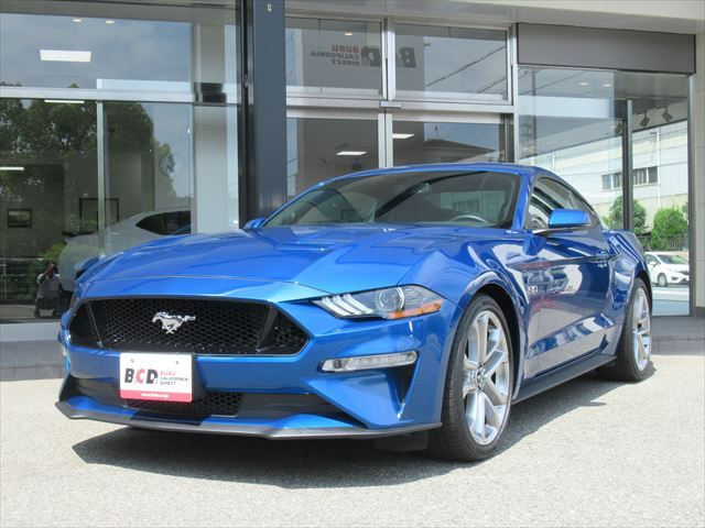 2018y FORD MUSTANG GT PREMIUM 10AT