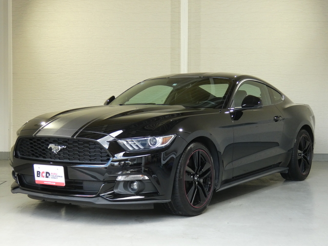 2015y FORD MUSTANG EcoBoot 50th Years Edition